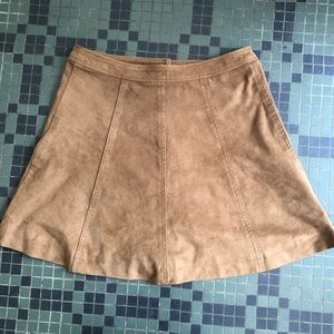 Abercrombie & Fitch Skirts - Abercrombie & Fitch Faux Suede Skirt Like New! 4